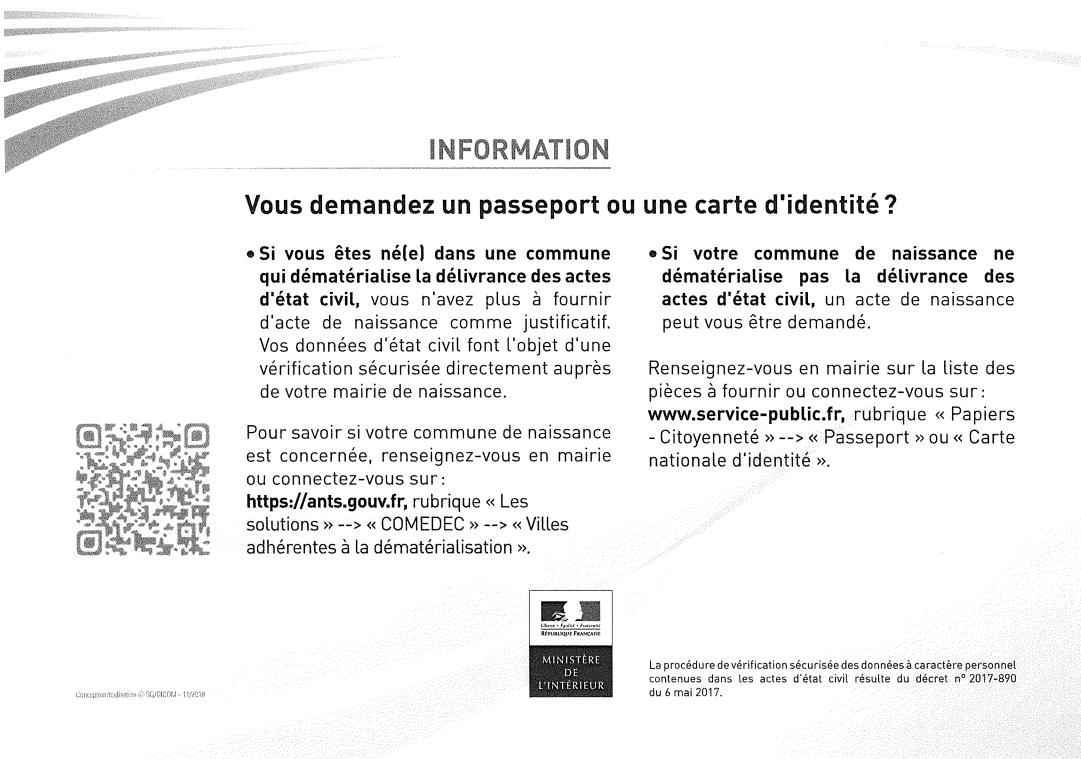 Carte Cora Papier A Fournir.Etat Civil Site Officiel De La La Mairie De Ruminghem